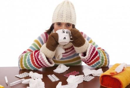 Профилактика простуды зимой